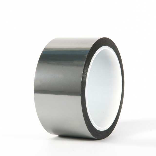Silver grey antistatic tape