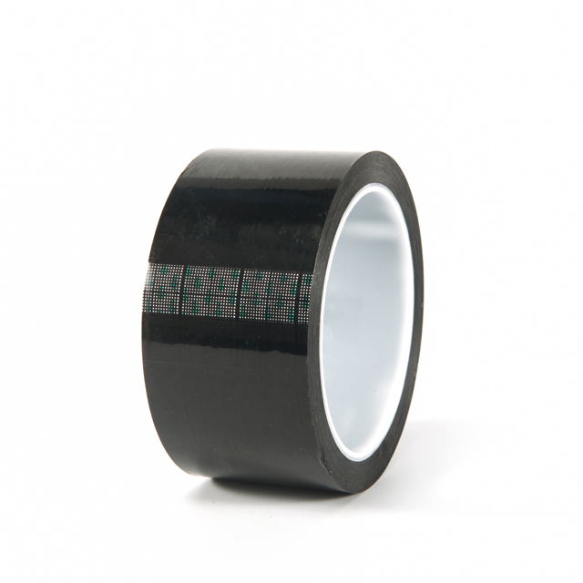 Black grid antistatic tape