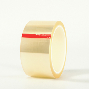 Transparent PET Silicone Tape