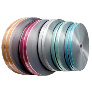 Heating and adhesive tape